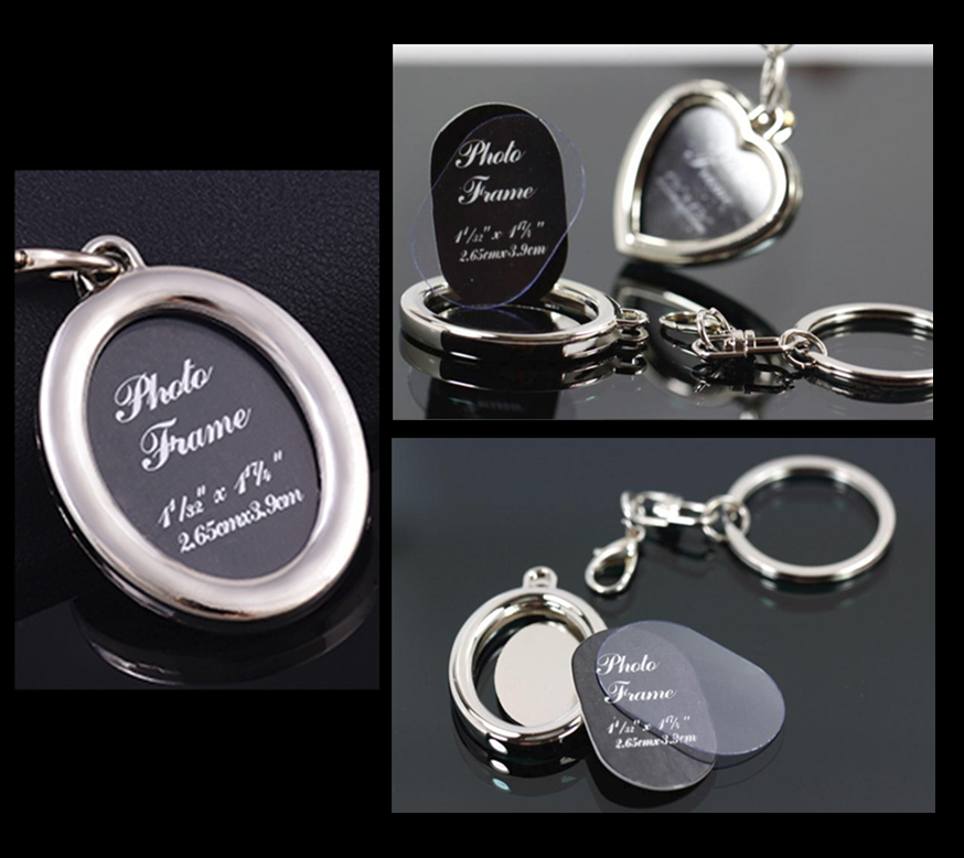 Keychain Photo Frame
