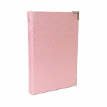 Leather Pocket Album-Pink