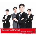 Commercial Portrait-Group 6 Package
