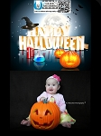 Halloween Photo Sweet Package