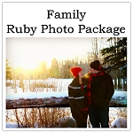 Ruby Photo Package-Family
