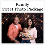 Sweet Photo Package-Family