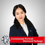Commercial Portrait-Diamond Package