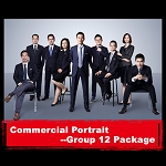 Commercial Portrait-Group 12 Package