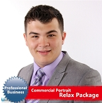 Commercial Portrait-Relax Package