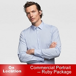 Commercial Portrait-Ruby Package