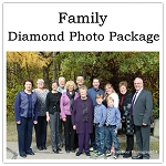 Diamond Photo Package-Family