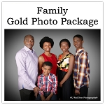 Gold Photo Package-Family